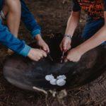 zelf vuur maken met bushcraft zomerkamp