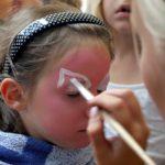 schminken op kinderkamp