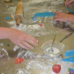 cupcake maken meiden zomerkamp