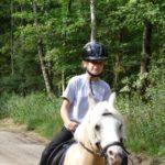 in het bos ponykamp