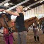 opzadelen ponykamp