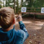 blaaspijp schieten survivalkamp nederland