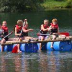 vlot varen survival zomerkamp