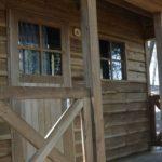 Zomerkamp hunting lodge