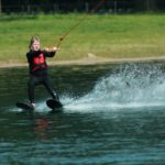 waterskiën zomerkamp