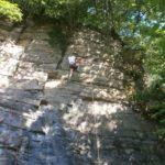 rotswand klimmen survival zomerkamp ardennen