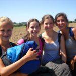 Op bivak Survivaltocht zomerkamp Ardennen Belgie