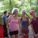 survival zomerkamp Ardennen België