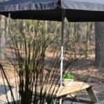 Sparrenhuis groepshuis voor zomerkamp