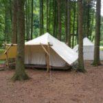 tentenkamp voor zomerkampen