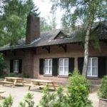 groepsaccommodatie voor zomerkampen kamplocatie